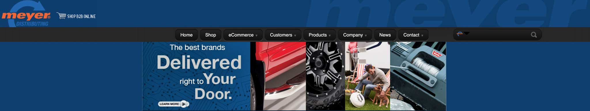MEYER DISTRIBUTING - Automotive Accessories